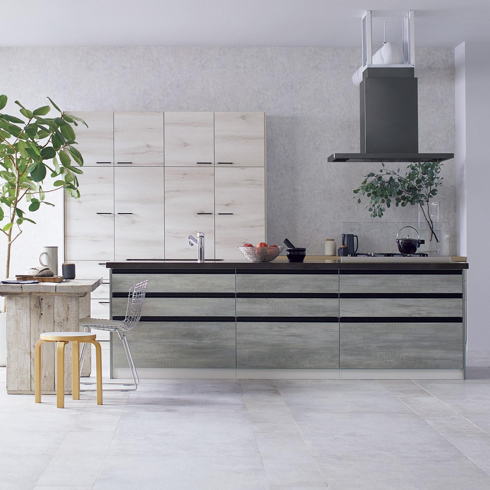 クリナップ システムキッチン リフォーム マンション ラクエラシリーズ