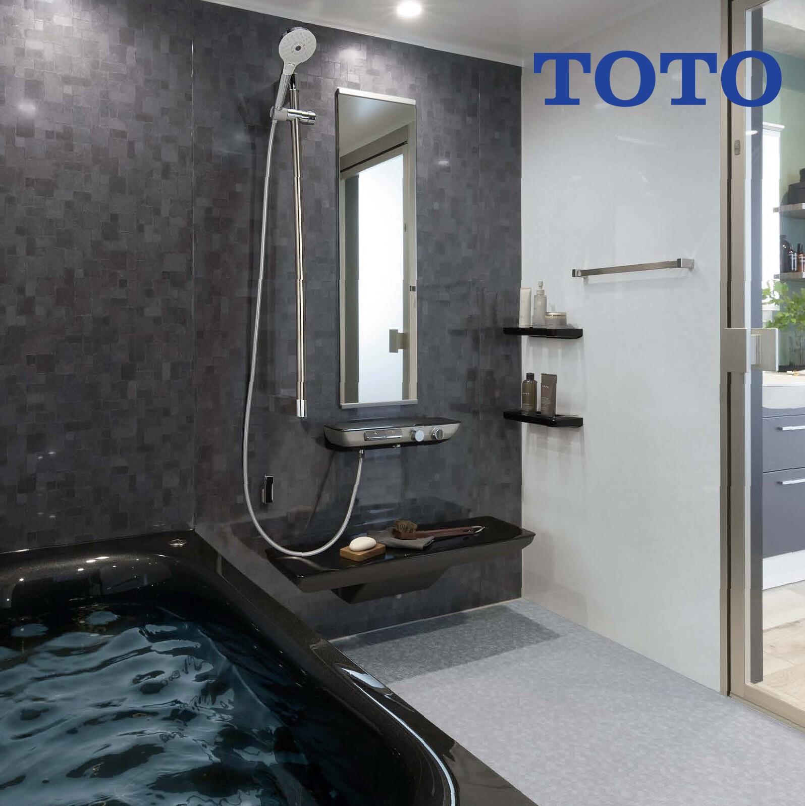 TOTO WYシリーズ<br>マンションリモデルバスルームの画像