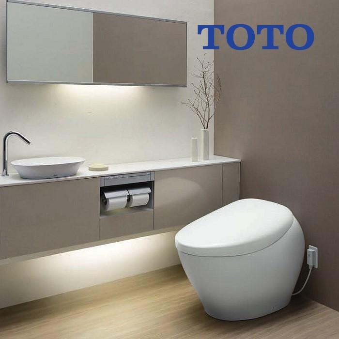 TOTO ネオレスト<br>ウォシュレット一体形便器の画像