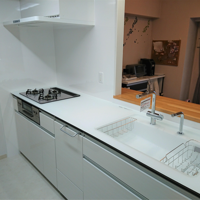 キッチンリフォーム TOTO ザ・クラッソ マンションリフォームの画像